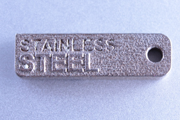 stainless steel 3d print