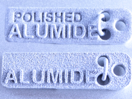 rapid prototyping alumide