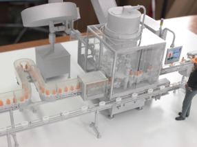3D- Druck Anschauungsmodell
