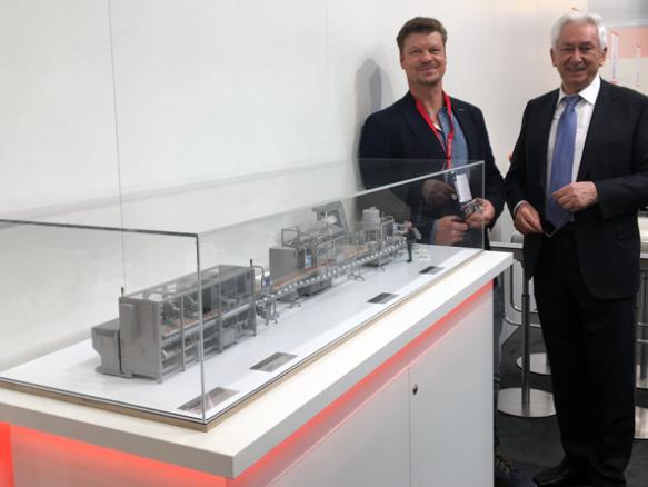 3D Messemodell Rationator GmbH