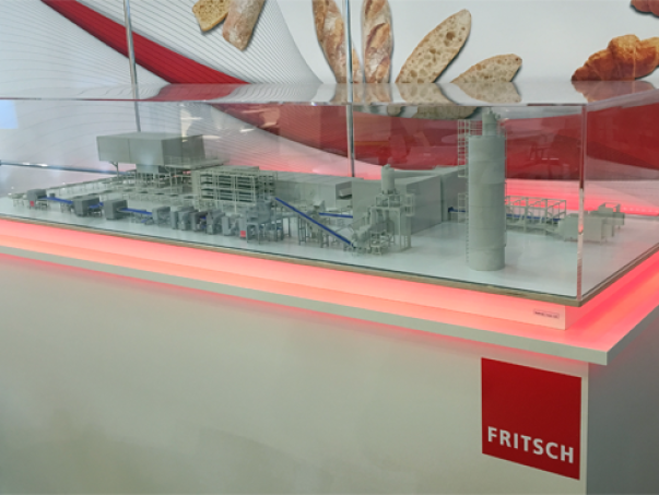 3D Messemodell Fritsch GmbH